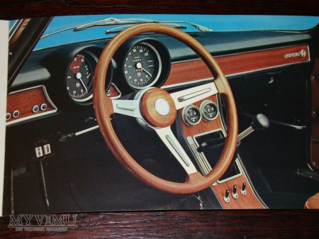 Prospekt ALFA ROMEO 1750 GT VELOCE