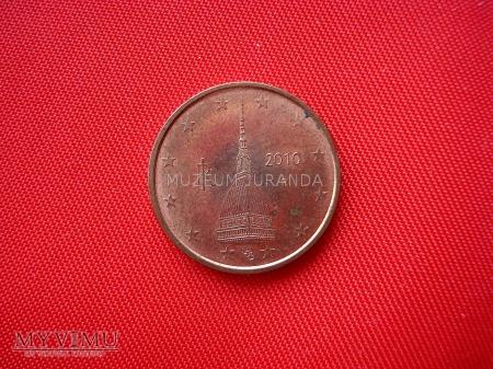 2 euro centy - Włochy