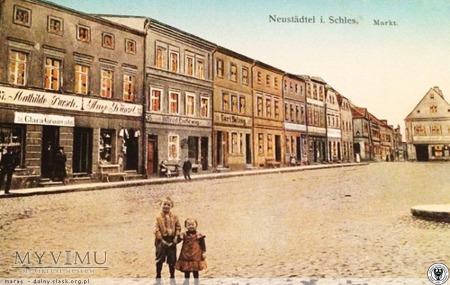 Południowa strona rynku - 1930 r.