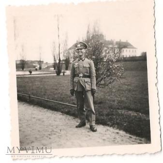 Zdjęcie żołnierza niemieckiego
