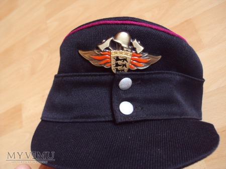 Feldmütze - czapka strażaka Karlsruhe
