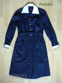 Marinen Blå klänning m/51