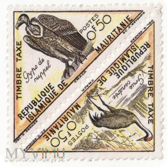 PTAKI - REPUBLIQUE ISLAMIQUE DE MAURITANIE 1963