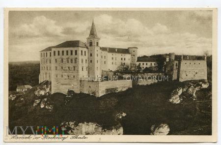 Pieskowa Skała od południa - ok. 1931 r.