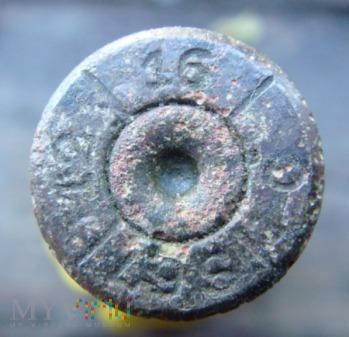 Łuska 7,92 x 57 mm Mauser 16 C S67 12