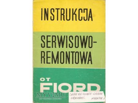 Instrukcja serwisowa TV FIORD