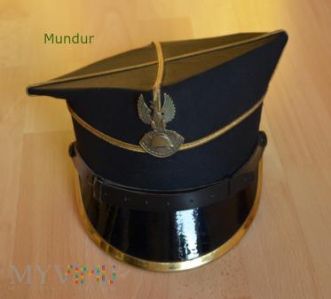 Rogatywka oficera młodszego PSP
