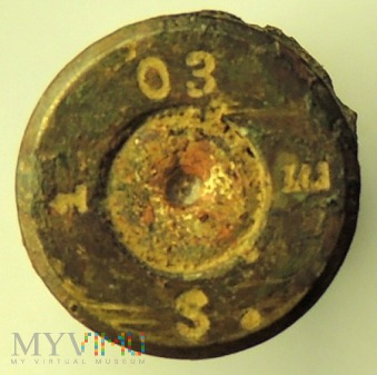 Łuska 7,92x57 Mauser 03 E S 1