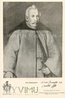 Duże zdjęcie Zamoyski Jan - hetman, podkanclerzy, magnat