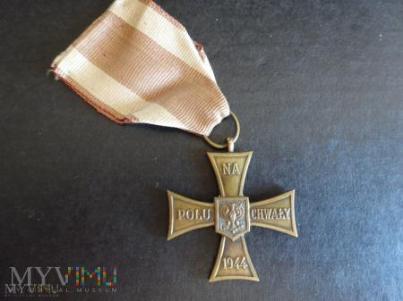 Duże zdjęcie Krzyż Walecznych - lata powojenne - L 8a.