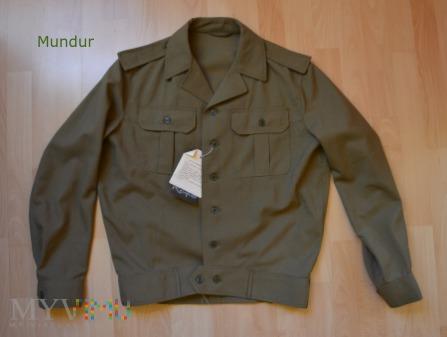 Wiatrówka oficera wojsk lądowych