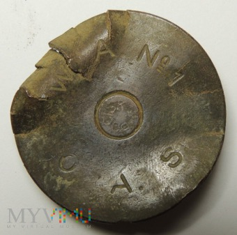 Łuska W.A. N1 O.A.S. 35 mm