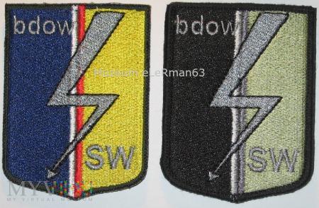 Batalion Dowodzenia Strzelców Wielkopolskich.Międz