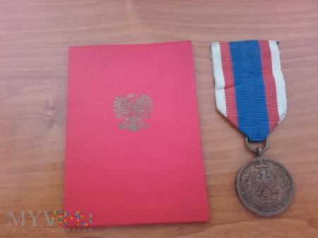 Medal MSW W Służbie Narodu
