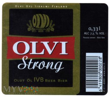 OLVI Strong