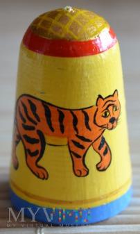 Duże zdjęcie CHIŃSKI ZODIAK-tygrys