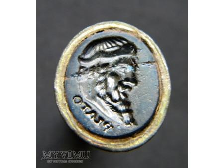 pieczęć plato