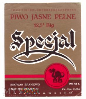 Braniewo, Specjal