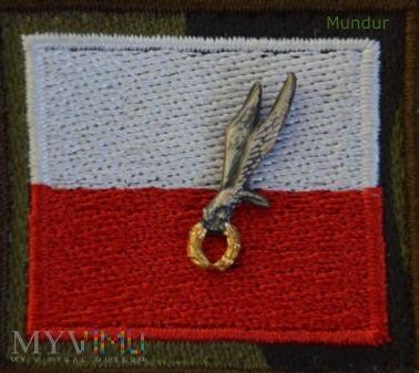 Odznaka instruktora spadochronowego - miniaturka