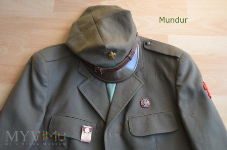 Mundur instruktora ZHP- harcmistrza