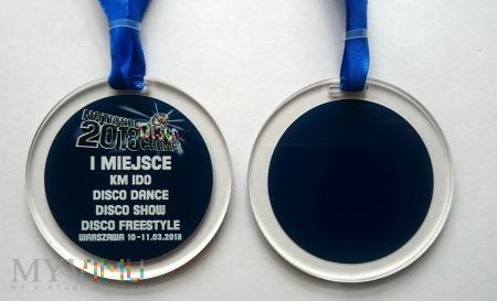 Medal, Disco Dance