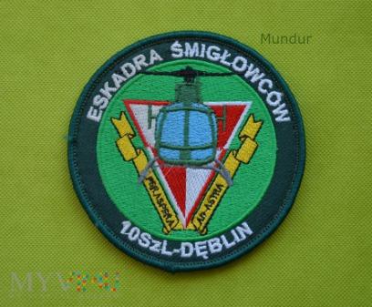 Oznaka Eskadry Śmigłowców 1 OSzL - Dęblin