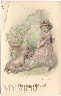 Świnka Noworoczna 1914