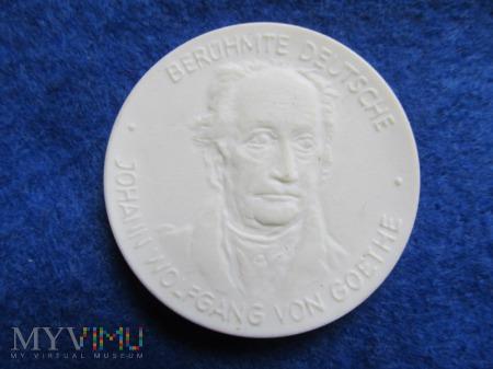 Beruhmte Deutsche- J.W.von Goethe