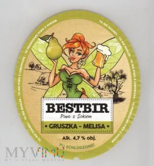 Bestbir, gruszka - melisa