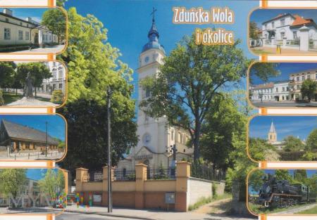 Zduńska Wola i okolice