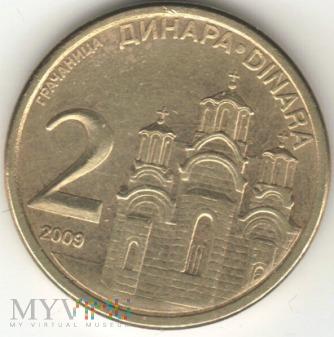 5 DINARA 2009 M