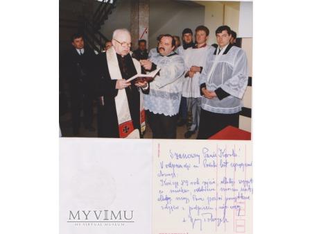 List od Arcybiskupa Ignacego Tokarczuka