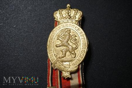 Kolejna Odznaka Kombatantów z Hesji - Niemcy