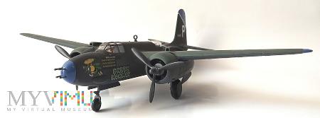 Samolot szturmowy Douglas A-20G (model 1/72)