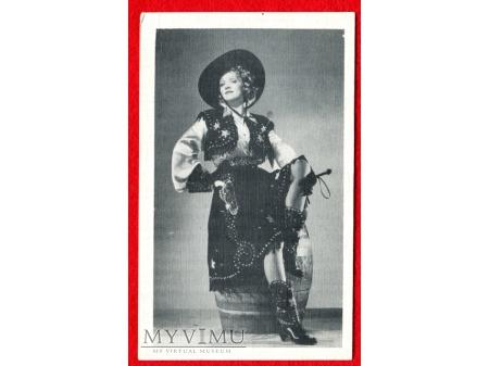 Marlene Dietrich Marlena Destry Znowu w Siodle