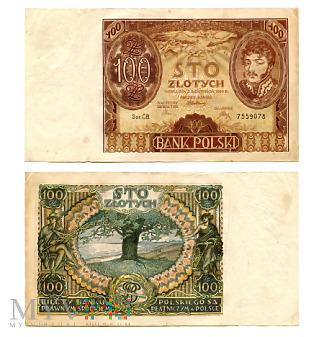 100 złotych 1934 (C.B. 7559078)