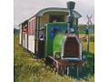 Kolej - kartka pocztowa