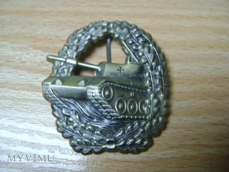 odznaka pancerniaka Bundeswehry