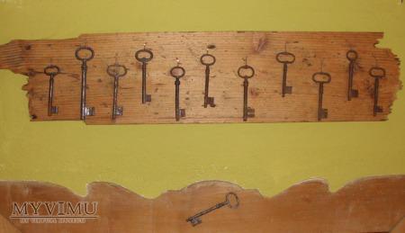 Komplet kluczy