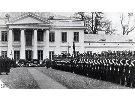Szkoła Podchorążych Piechoty - Belweder - zdj. 018