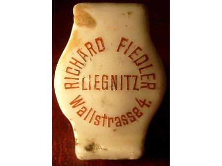 Duże zdjęcie Richard Fiedler Wallstrase Nr 4 Liegnitz