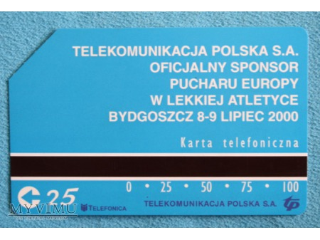 TP S.A Oficjalny Sponsor Pucharu Europy...