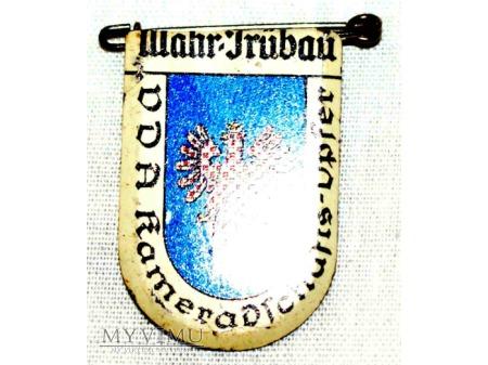 Duże zdjęcie Odznaka VDA WHW 1934-1939