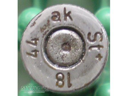 Luger 9x19mm stalowy