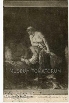 Jacob - Judyta w obozie Holofernesa