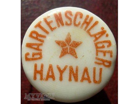 Gartenshlager Brauerei Haynau -Chojnów