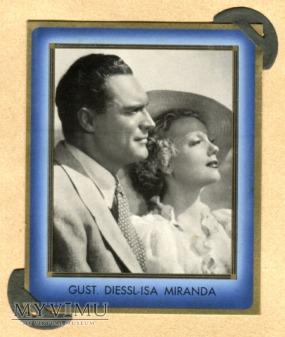 Bunte Filmbilder 1936 Weiss Ferdl Helen Luber