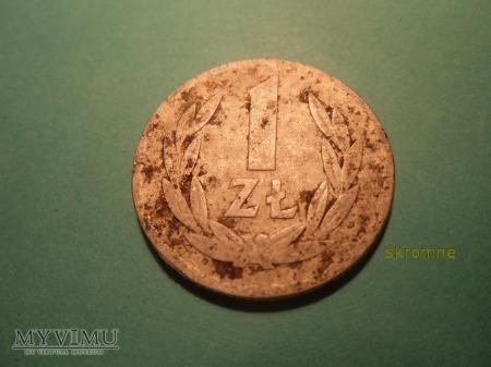1 złoty z 1949 r.