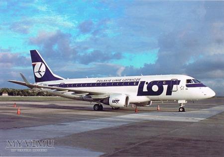 Embraer EMB-170ST, SP-LDB