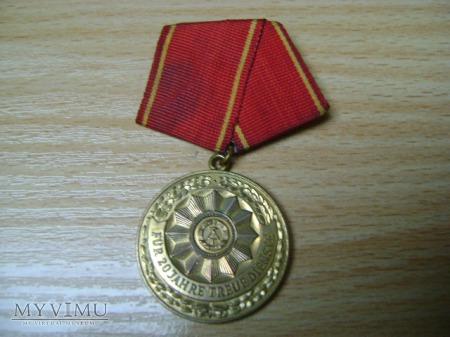 Medal NRD za 20 lat służby